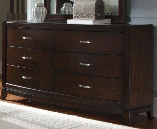 Avalon 6 Drawer Dresser front-864292