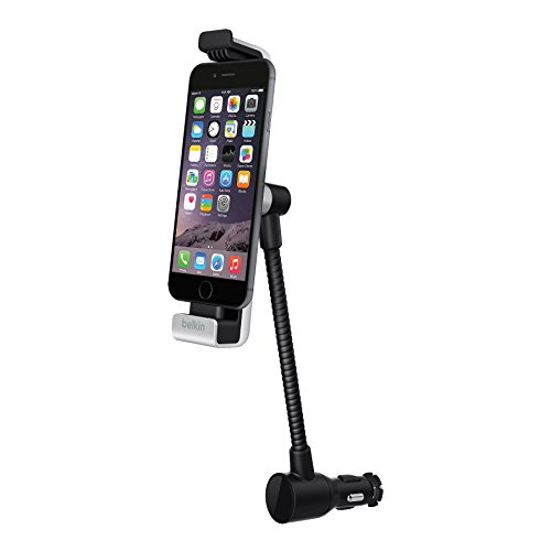 Belkin Car Charge and Navigation Mount for iPhone SE / 5 / 5S / 5c (Belkin Vent Mount compare prices)