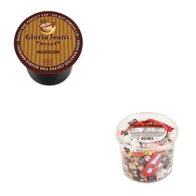 Kitdie60051056Ctofx00013 - Value Kit - Green Mountain Coffee Roasters Mudslide Coffee K-Cups (Die60051056Ct) And Office Snax Soft Amp;Amp; Chewy Mix (Ofx00013)