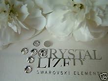 Comprar Swarovski 2028 SS16 - Pack de 100 cristales transparentes (4 mm) con pegamento