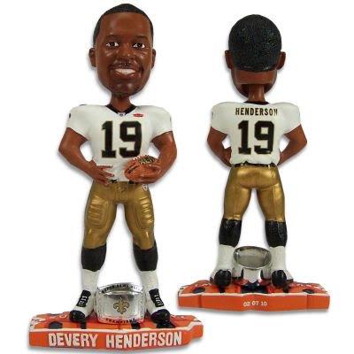 Buy Low Price Team Beans Indianapolis Colts Super Bowl XLIV Champions Bobble Head Reggie Wayne Figure (B0036GP7GM)