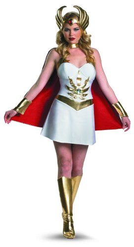 Disguise Women's Masters Of The Universe She Ra Deluxe Costume