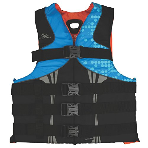 Stearns Men's Infinity Series Boating Vest, Blue, Large/X-Large