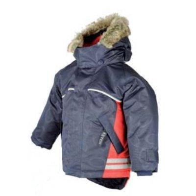 KETCH 090254 A1, warme, funktionelle Skijacke, marine/rot online kaufen