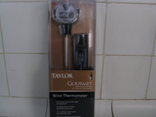 Take Taylor Connoissuer Gourmet Wine Thermometer opportunity
