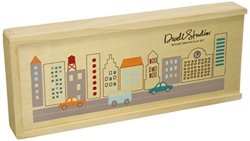 DwellStudio Creative Play Set, Skyline (Discontinued by Manufacturer) (Discontinued by Manufacturer)