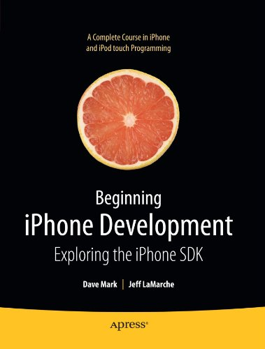 417ZUQVbkqL Beginning iPhone Development: Exploring the iPhone SDK