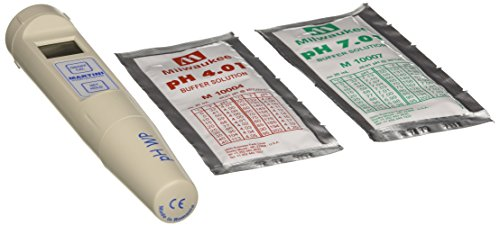 Milwaukee Instruments Ph55 Waterproof Ph Tester