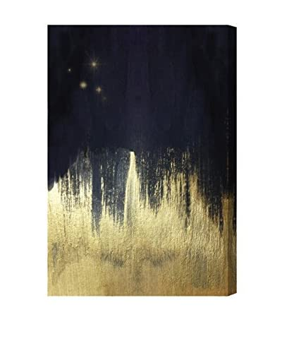 Oliver Gal Starry Night Canvas Art