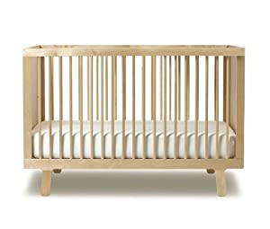 Bundle-23 Sparrow Crib in Birch (Set of 2)