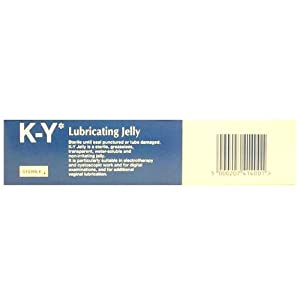 KY Jelly Personal Lubricant - Large  82 grams