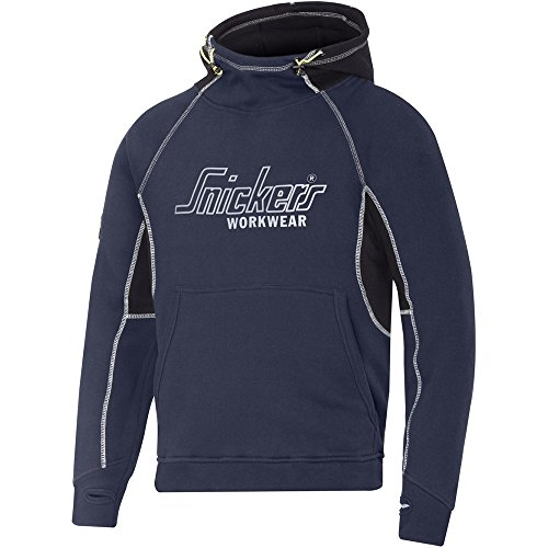 snickers-28159504005-size-medium-sweatshirt-hoodie-navy-blue-black