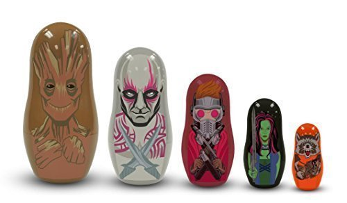PPW Marvel Guardians of the Galaxy Nesting Dolls