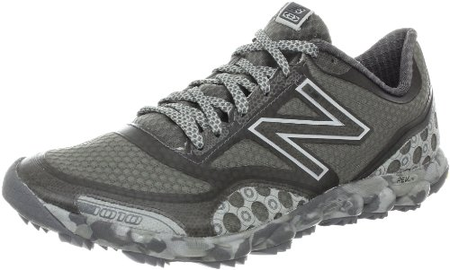 New Balance Women's WT1010 Minimus Trail Alpha Running Shoe,Grey/Camo,12 B US
