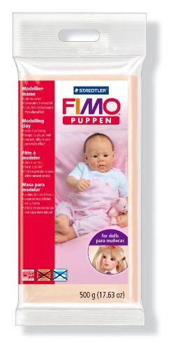 Imagen principal de Staedtler 8029-43  - Fimo Soft 500g muñecas