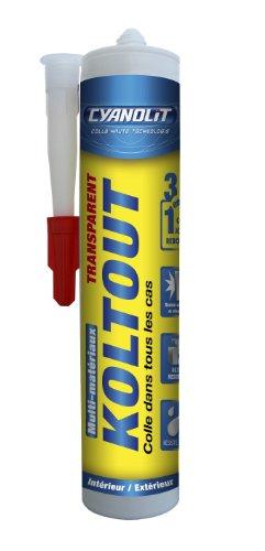 cyanolit-33300101-cartouche-de-mastic-colle-koltout-transparent-290-ml