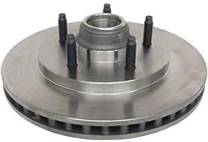 Raybestos 66984R Professional Grade Disc Brake Rotor & Hub Assembly