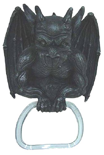 Gargoyle Towel Ring