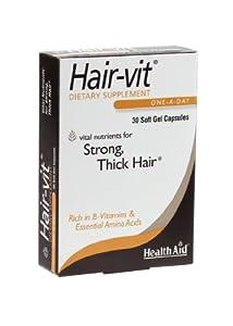 Health Aid - Hair-Vit? - 30 Caps