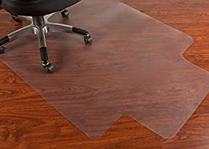 Mammoth Office Products PVC Plastic Chair Mat For Hard Floors 4