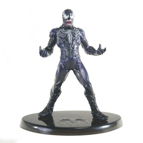 Picture of Bandai Chozoukei Damashii Spiderman 3 Trading Figure - Venom (standing) (B0052ZGO8K) (Spider-Man Action Figures)