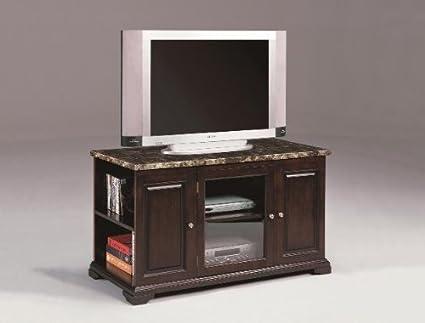 Medium Harris Rta Ent. Console W/ Storage by Crown Mark