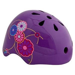 Schwinn Girls Cerise Hardshell Helmet  (Purple)