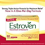 Estroven Maximum Strength One Per Day, 60 Caplets