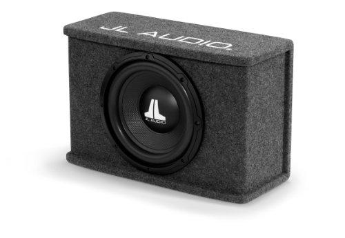 Jl Audio Cs110-Wxv2 Subwoofer System With Single 10Wxv2-4 Subwoofer Driver & Sealed Enclosure