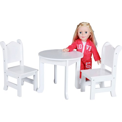 Wooden Doll Furniture For 18 Inch Dolls