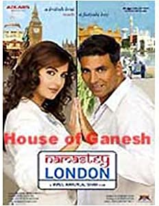 "Cover of ""Namastey London DVD"""