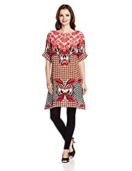 Indian by Manish Arora Womens Kaftan (30032_Multicolored_Medium)