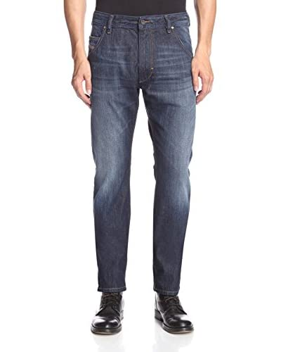 Diesel Men's Krooley Slim Straight Jean