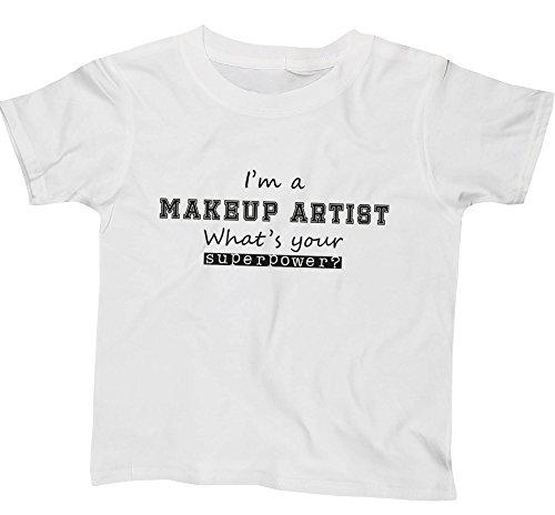 hippowarehouse-im-a-makeup-artist-whats-your-superpower-kids-short-sleeve-t-shirt