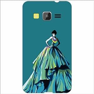 Design Worlds Back Cover Samsung galaxy Core Prime - Phone Cover Multicolor