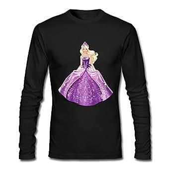 Glycwh Men 39 S Barbie T Shirt Black Us Size Xxl