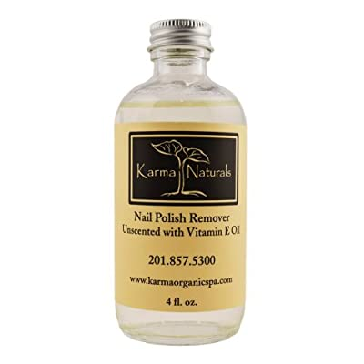 Karma Naturals Nail Polish Remover 4 fl. Oz