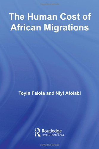 The Human Cost of African Migrations (African Studies)