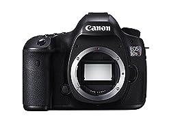 Canon EOS 5DS R 50.6 Megapixels Digital SLR Camera (Body Only)