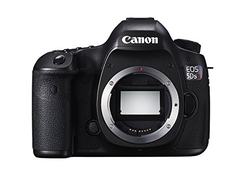 Canon EOS 5DS R 50.6 Megapixels Digital SLR Camera (Body Only)
