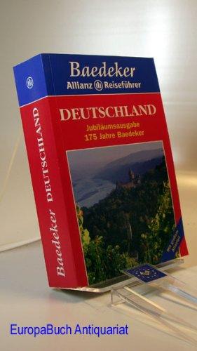 Allianz Reiseführer Deutschland - Jubiläumsausgabe