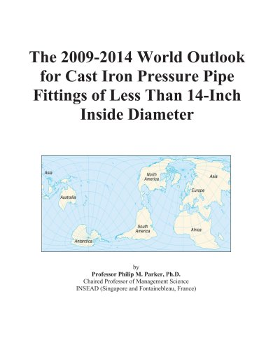The 2009-2014 World Outlook For Cast Iron Pressure Pipe Fittings Of Less Than 14-Inch Inside Diameter front-380690