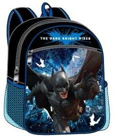 "Batman The Dark Knight Rises 15"" Backpack from DC Comics"