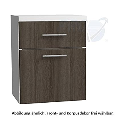In UNA344 A7M) Classic Line Cabinet Bathroom Furniture – 40 cm