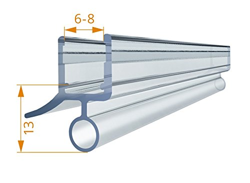 60-cm-8863-replacement-seal-overflow-protection-for-6-to-8-mm-glass-thickness-water-repellent-shower