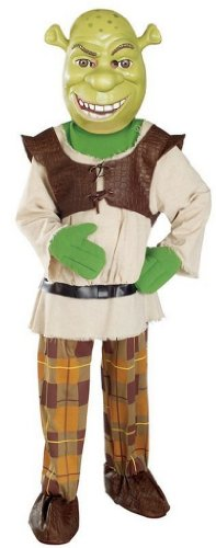 Shrek Costumes Kids/Toddler Shrek the Third Halloween Costume.