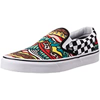 Vans Unisex Late Night, Burger and Check Loafers and Mocassins - [7 UK (40.5 EU) (9.5 US) M/7 UK (40.5 EU) (8 US) W]