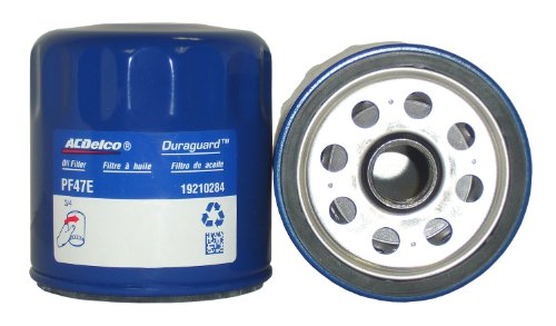 ACDelco PF47E Professional Engine Oil Filter (2001 Silverado Oil Filter compare prices)