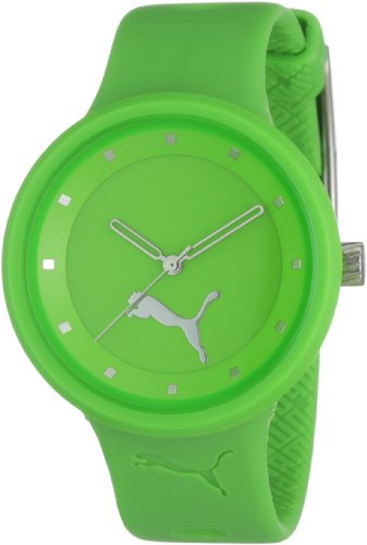 Puma Time Ladies Watch SLICK LADIES 3HD GREEN A.PU91068200