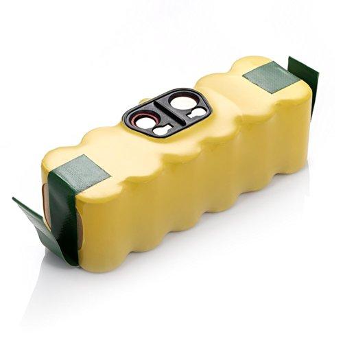 PowerextraTM Batería de repuesto 14.4V 3500mAh para iRobot série Roomba 500